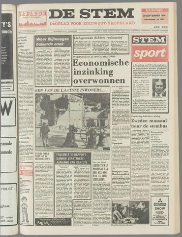 de Stem 1976-09-20