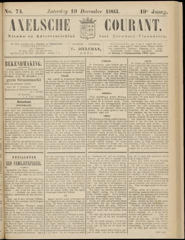 Axelsche Courant 1903-12-19