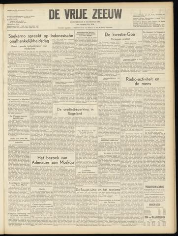 de Vrije Zeeuw 1955-08-18