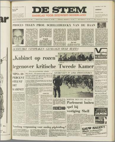 de Stem 1968-10-09