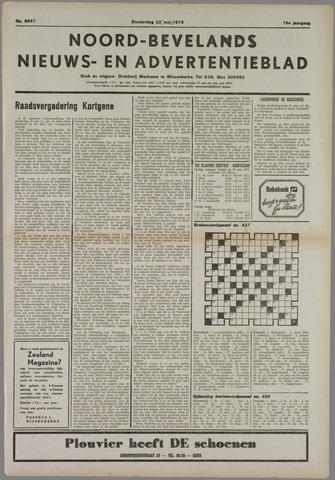 Noord-Bevelands Nieuws- en advertentieblad 1975-05-22