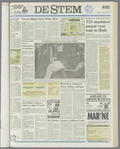 de Stem 1994-09-13