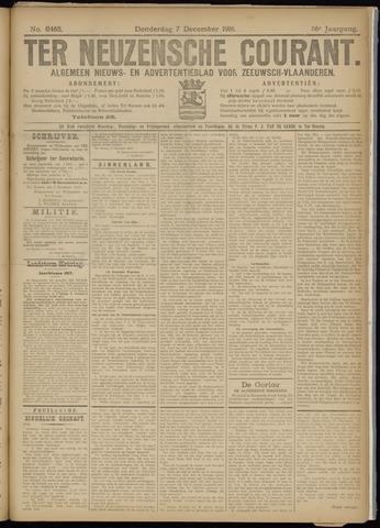 Ter Neuzensche Courant. Algemeen Nieuws- en Advertentieblad voor Zeeuwsch-Vlaanderen / Neuzensche Courant ... (idem) / (Algemeen) nieuws en advertentieblad voor Zeeuwsch-Vlaanderen 1916-12-07