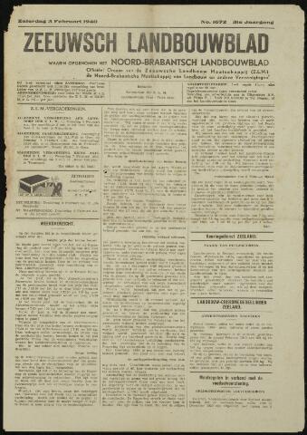 Zeeuwsch landbouwblad ... ZLM land- en tuinbouwblad 1940-02-03