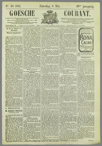 Goessche Courant 1912-05-04