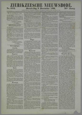 Zierikzeesche Nieuwsbode 1881-12-08