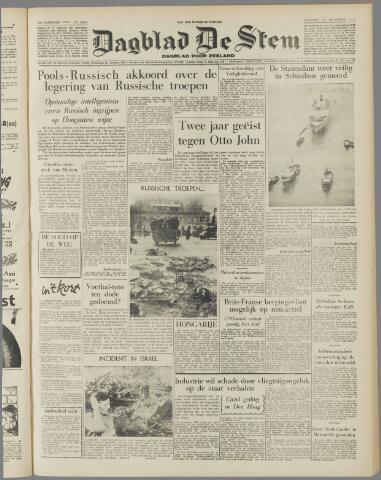 de Stem 1956-12-18