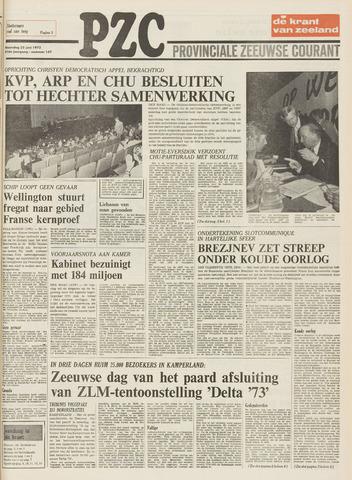 Provinciale Zeeuwse Courant 1973-06-25