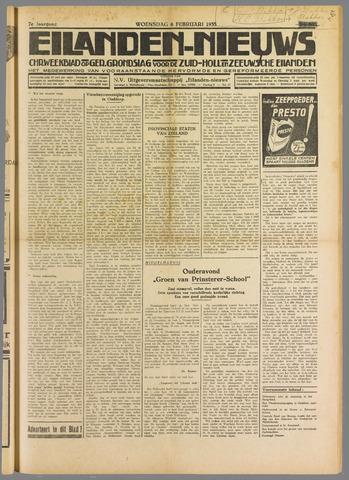 Eilanden-nieuws. Christelijk streekblad op gereformeerde grondslag 1935-02-06