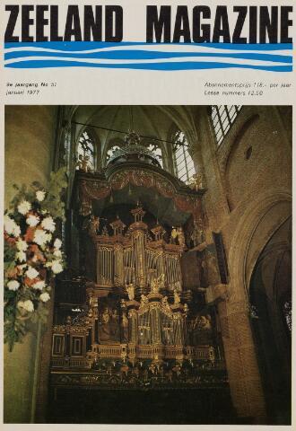 Zeeland Magazine / Veerse Meer Gids 1977-01-01