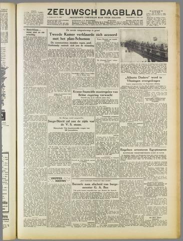 Zeeuwsch Dagblad 1951-11-01