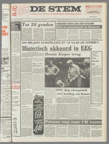 de Stem 1976-07-13