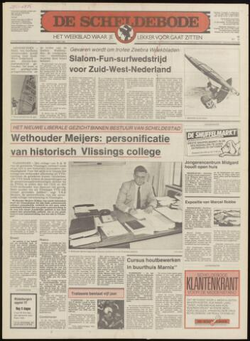 Scheldebode 1986-10-23