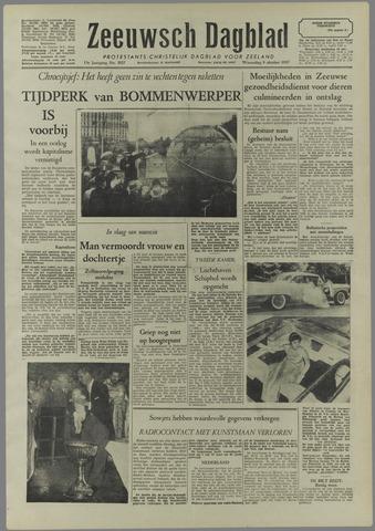 Zeeuwsch Dagblad 1957-10-09