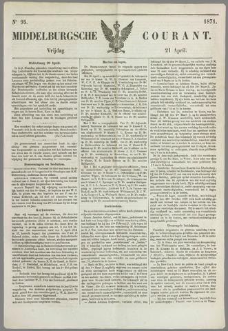 Middelburgsche Courant 1871-04-21