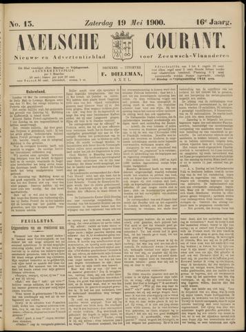Axelsche Courant 1900-05-19