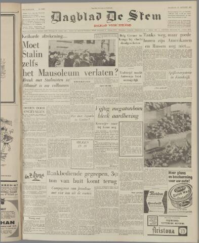 de Stem 1961-10-30