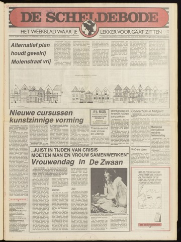 Scheldebode 1983-02-23