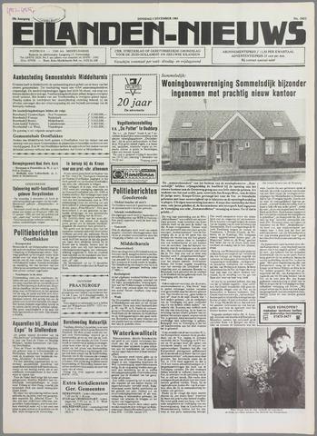 Eilanden-nieuws. Christelijk streekblad op gereformeerde grondslag 1985-12-03