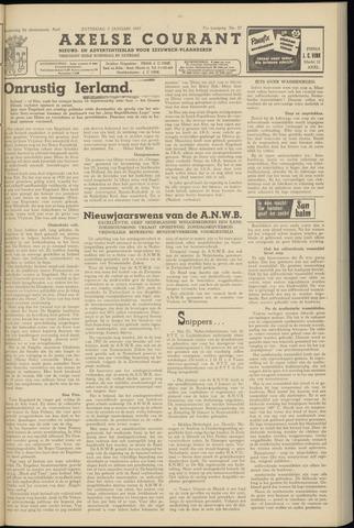 Axelsche Courant 1957-01-05