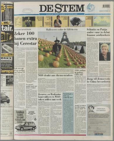 de Stem 1997-10-31