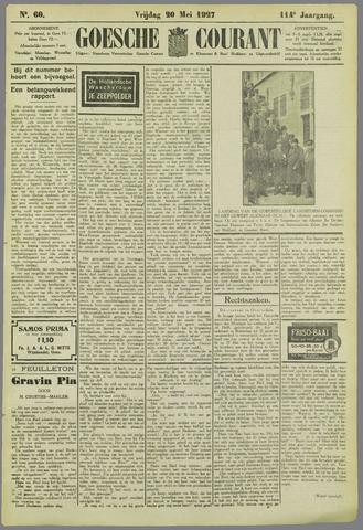 Goessche Courant 1927-05-20