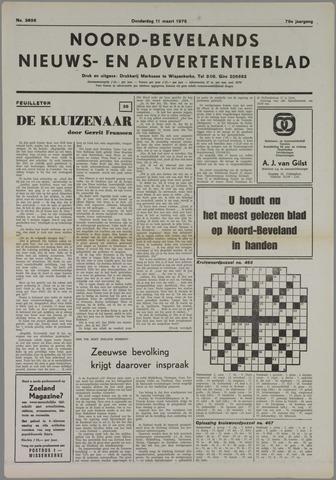 Noord-Bevelands Nieuws- en advertentieblad 1976-03-11