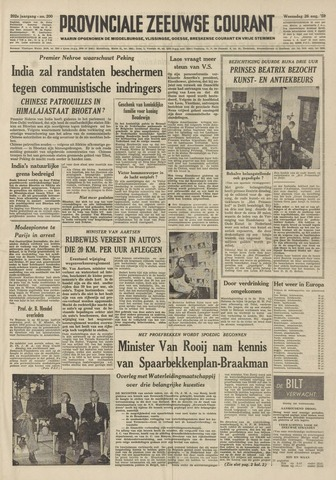Provinciale Zeeuwse Courant 1959-08-26
