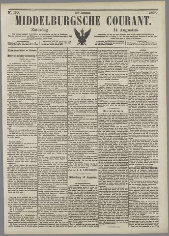 Middelburgsche Courant 1897-08-14