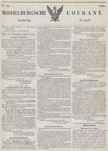 Middelburgsche Courant 1866-04-12