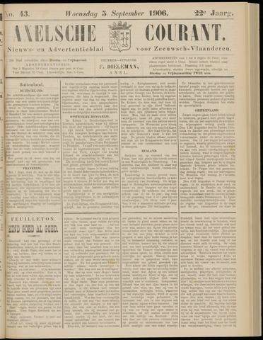 Axelsche Courant 1906-09-05