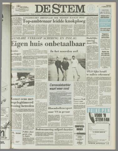 de Stem 1986-02-07