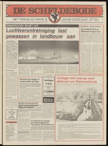 Scheldebode 1984-02-08