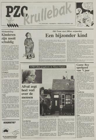 Provinciale Zeeuwse Courant katern Krullenbak (1981-1999) 1991-10-08