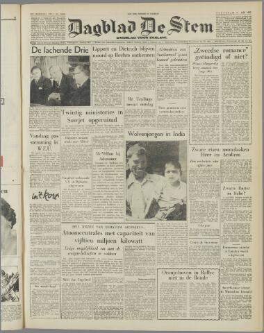 de Stem 1957-05-08