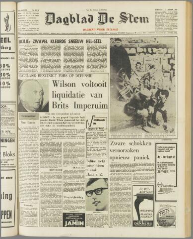 de Stem 1968-01-17