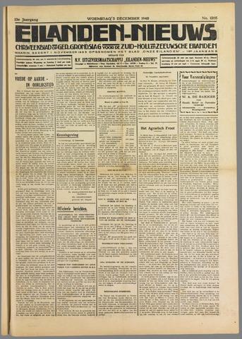 Eilanden-nieuws. Christelijk streekblad op gereformeerde grondslag 1940-12-25