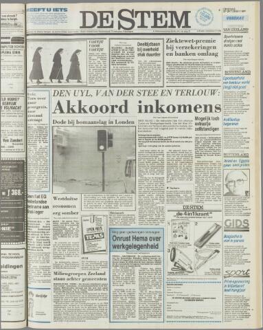 de Stem 1981-10-27