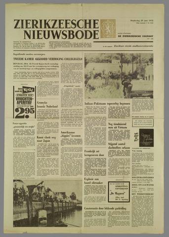 Zierikzeesche Nieuwsbode 1972-06-29