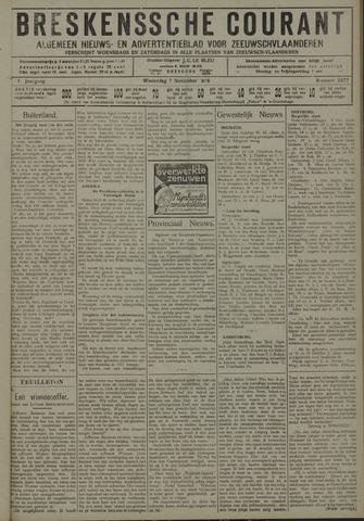 Breskensche Courant 1928-11-07