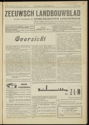 Zeeuwsch landbouwblad ... ZLM land- en tuinbouwblad 1951-12-01