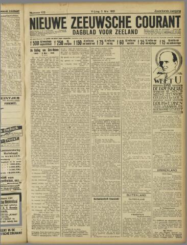 Nieuwe Zeeuwsche Courant 1921-05-06