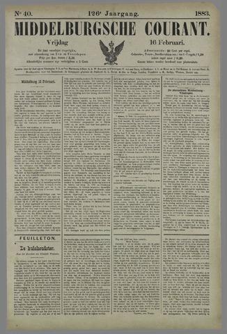 Middelburgsche Courant 1883-02-16