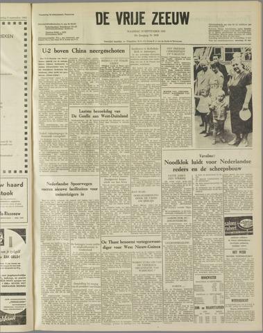 de Vrije Zeeuw 1962-09-10