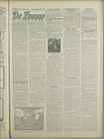 De Zeeuw. Christelijk-historisch nieuwsblad voor Zeeland 1943-05-19