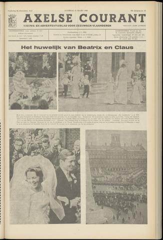 Axelsche Courant 1966-03-12