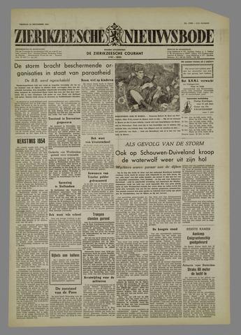 Zierikzeesche Nieuwsbode 1954-12-24