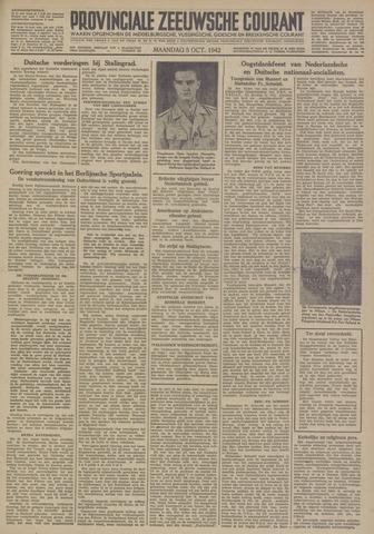 Provinciale Zeeuwse Courant 1942-10-05