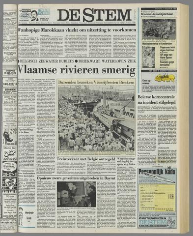 de Stem 1989-08-07