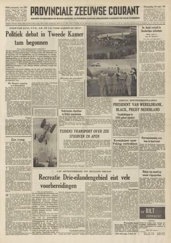 Provinciale Zeeuwse Courant 1959-09-30